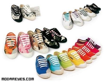Zapatillas cómodas para verano