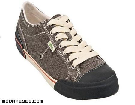 zapatillas de cordones