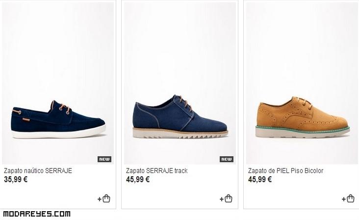 zapatos para hombre a la moda