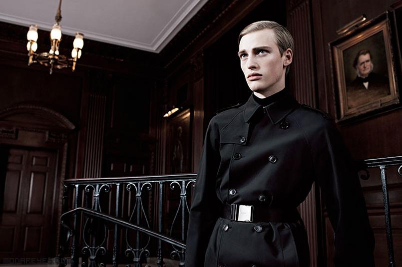 chaquetas militares de moda