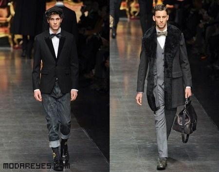 Moda masculina para el otoño