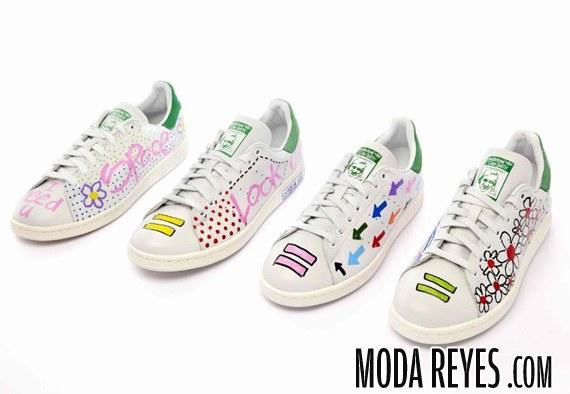 colección zapatillas Adidas verano 2014