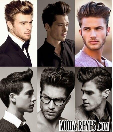 estilos de peinados para hombre