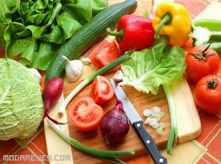 Alimentos para detener la caída del cabello