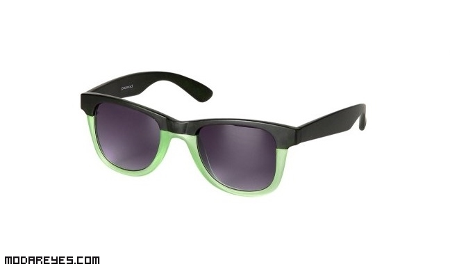 gafas juveniles de moda