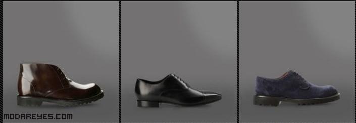 botines de charol a la moda