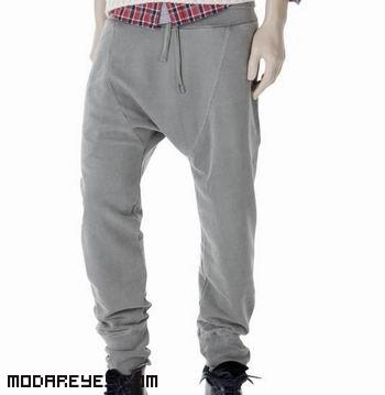 combinar pantalones cagados