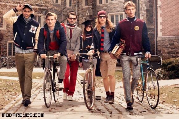 cazadoras juveniles de moda