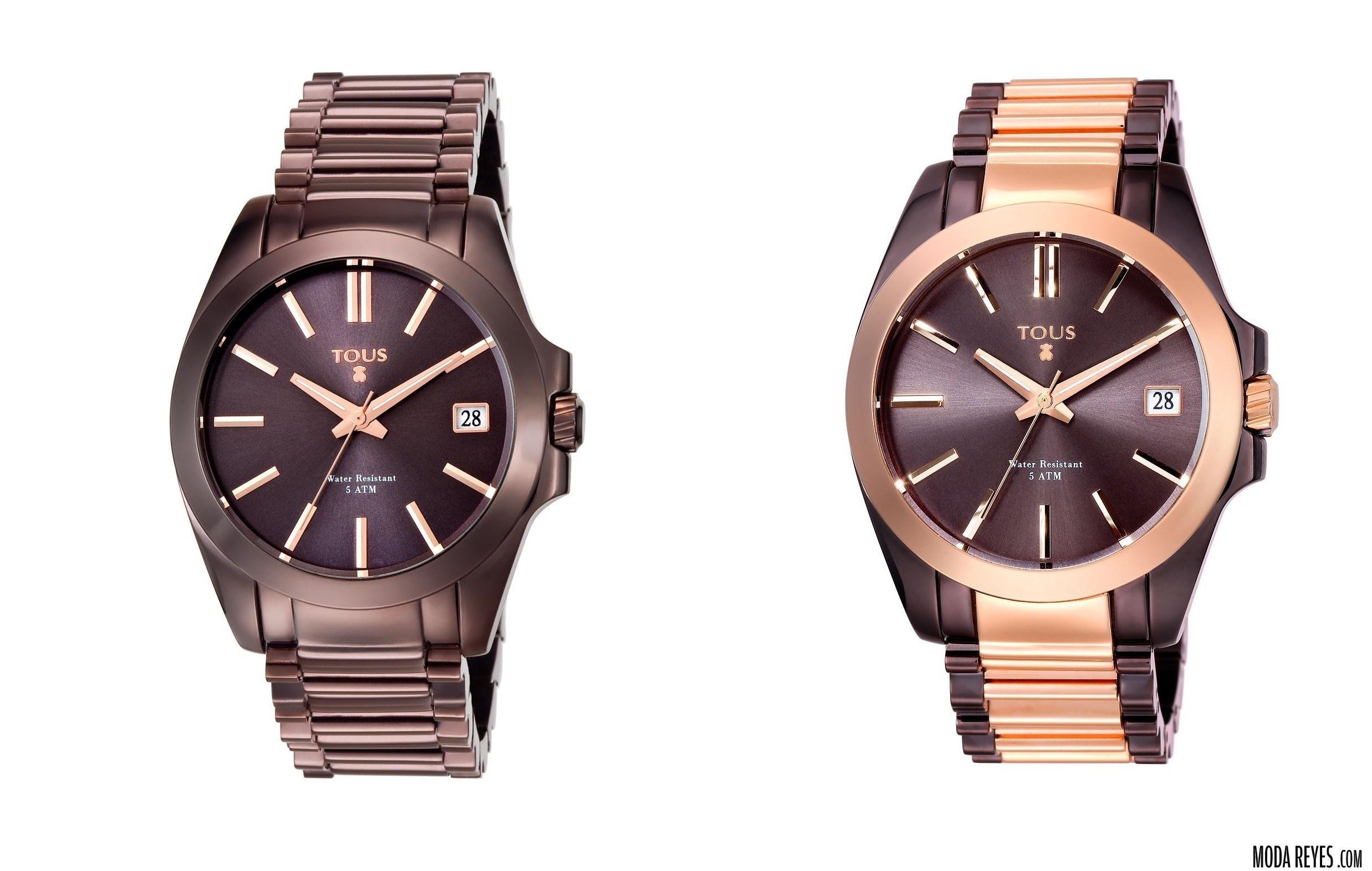 relojes para hombre Tous