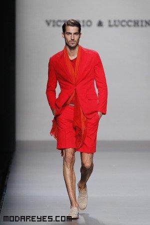 trajes llamativos para verano 2013