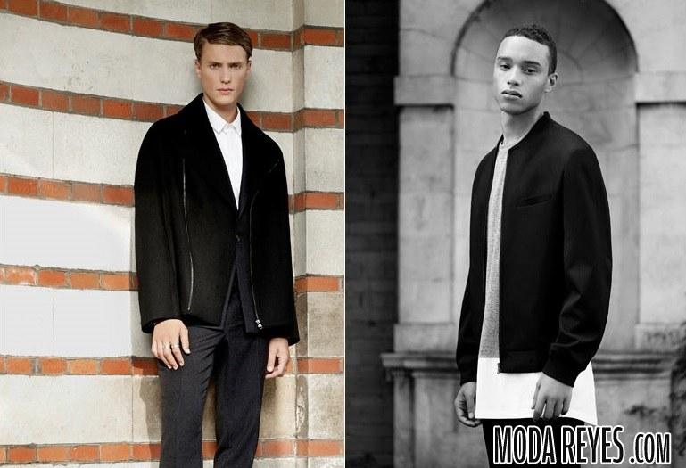 trajes y abrigos topman