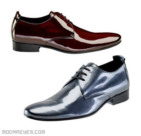 Zapatos formales de hombre
