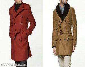Abrigos de moda en Zara