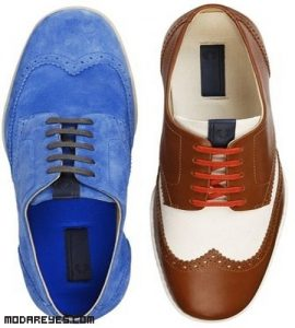 Zapatos Fred Perry 2012