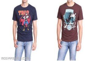Camisetas de Springfield para la primavera 2012