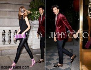 Jimmy Choo y sus chaquetas para primavera