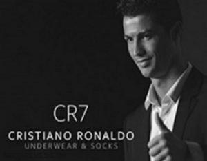 Cristiano Ronaldo y su colección de ropa interior