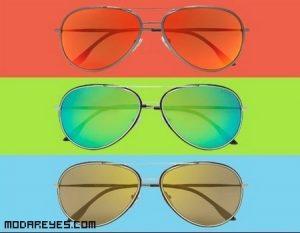 Gafas de sol Police llenas de colores