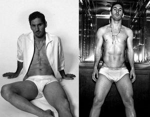 Messi se desnuda para Dolce&Gabbana