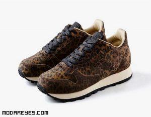 El leopardo vestirá tus pies este otoño