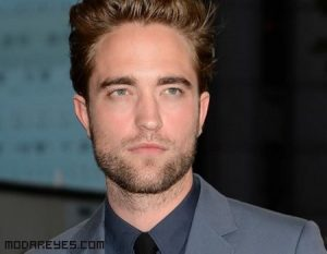 Robert Pattinson imagen de Dior Homme