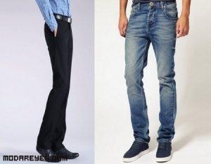 Cuatro maneras de llevar el largo de los pantalones