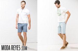 Elige tu look de verano en Cortefiel