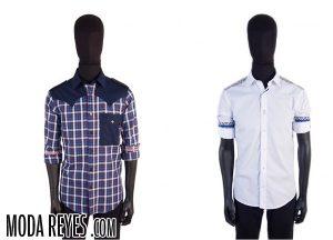 Camisas elegantes de Edgar Carrascal