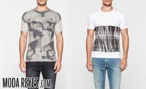 Camisetas Calvin Klein para un verano con estilo