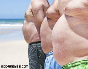 ¿Celulitis en hombres?