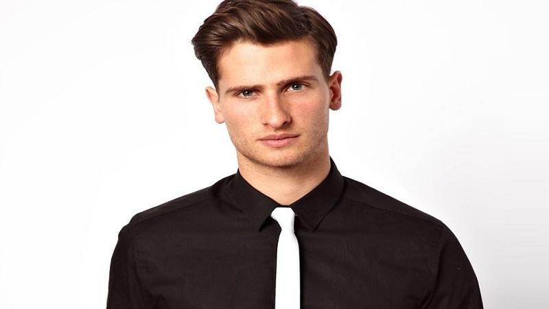 corbata ideal para tu traje