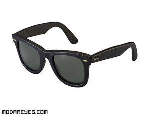 Gafas de cuero Ray Ban