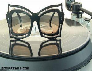 Gafas de vinilo
