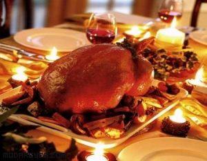 ¿Te toca hacer la cena de navidad?