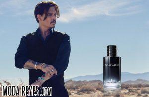 Johnny Depp nueva imagen de Dior