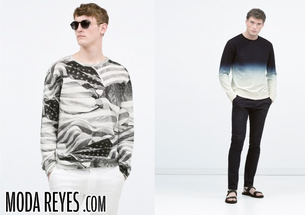 Colección de sudaderas de Zara | Moda Reyes