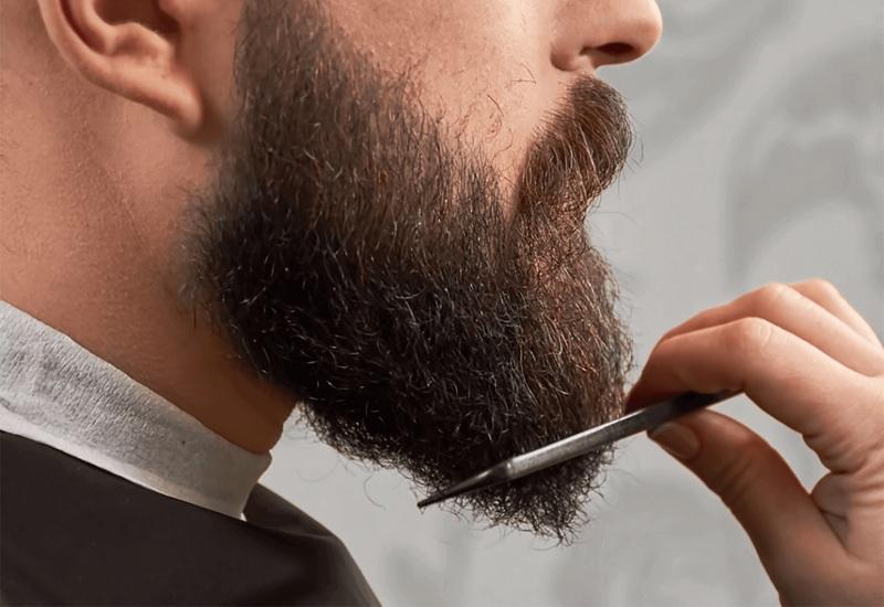 tener barba perfecta