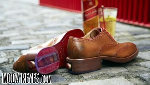Zapatos originales de Johnny Walker